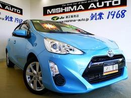 トヨタ アクア 1.5 G 1.5G セーフティーセンス 禁煙1オーナー