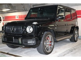 メルセデスAMG Gクラス G63 4WD 22インチアルミ
