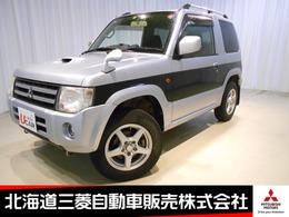 三菱 パジェロミニ 660 エクシード 4WD インタークーラーターボ