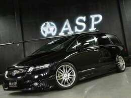 ◆WORK18インチAW◆フルタップ車高調◆お好みの車高にミリ単位で調節出来ます。 ◆もちろん車検にも対応しております◆