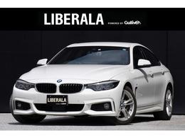BMW 4シリーズグランクーペ 420i Mスポーツ ワンオーナー  ACC 純正ナビ フルセグTV