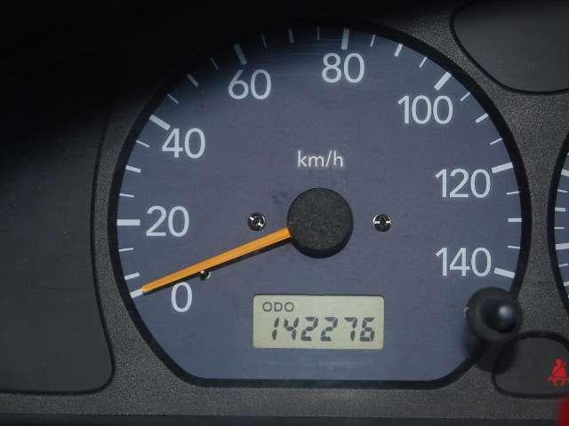 走行距離142,276キロ!車検2年満タン納車!