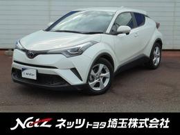 トヨタ C-HR 1.2 S-T LED パッケージ 当社社用車・衝突軽減ブレーキ・SDナ