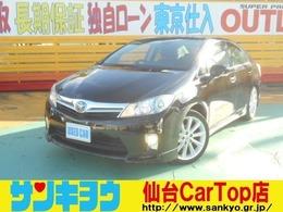 トヨタ SAI 2.4 G ASパッケージ 純正ナビ シートヒータ クルコン ETC