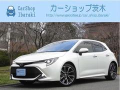 トヨタ カローラスポーツ の中古車 1.2 G Z 大阪府箕面市 209.0万円