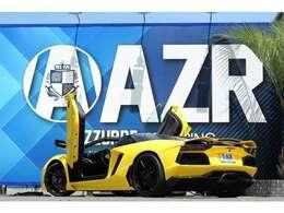 2015y ランボルギーニ アヴェンタドール ロードスター ピレリエディション LP700-4  正規ディーラー車 入庫しました!
