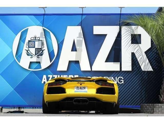 AZRではハイエンドカーを数多く手掛けておりますので、ご不明な点等ありましたらお気軽にお問い合わせ下さい。
