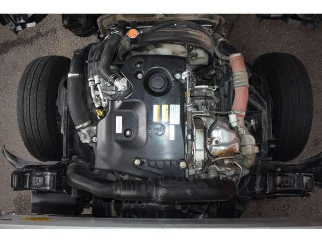 ■3.0DTエンジンは私も長距離で乗りましたが良くはします■
