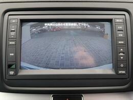 ●バックカメラ:不安な駐車もこれで安心!狭い箇所での駐車もラクラクです!