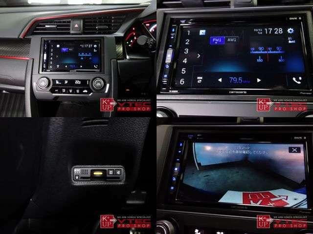 カロッツェリア・ディスプレイオーディオが装着済みです。バックカメラ連動致します。ディスク再生・USB・Bluetooth接続等が可能です。ETC車載器も装着済みです。