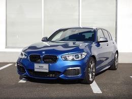 BMW 1シリーズ M140i パーキングサポートP ワンオーナー
