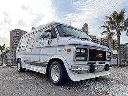 GMC バンデューラ 新車並行 エクスプローラーコンバージョン 1992y 88ナンバーキャンピング