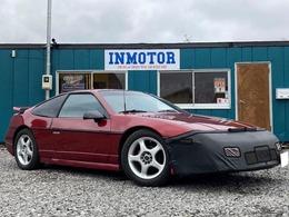 ポンテアック フィエロGT GT 5MT オリジナルボディー 1987モデル