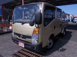 日産 アトラス 2.0 ダブルキャブ スーパーロー エアコン/5速MT車