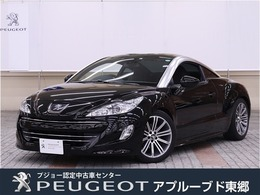 プジョー RCZ 1.6 黒革S HDDナビTV Bカメラ HID