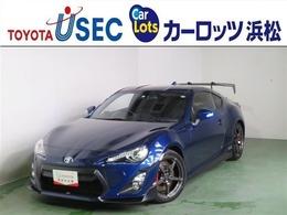 トヨタ 86 2.0 14R TRDフルエアロ・マフラー・車高調