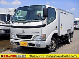 トヨタ トヨエース 冷蔵冷凍車-7℃ 両サイドドア ガソリン 1.5t 5MT