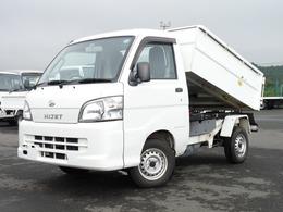 ダイハツ ハイゼットトラック 極東製深ダンプ・4WD・MT