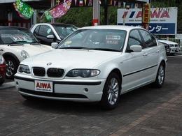 BMW 3シリーズ 320i 禁煙車 黒革シート シートヒーター