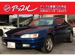 トヨタ カローラレビン 1.6 BZ-Gスーパーストラットサスペンション装着車 マニュアル車 黒ヘッド4A-GEエンジン