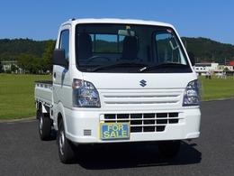 スズキ キャリイ 660 KCエアコン・パワステ 3方開 4WD MT