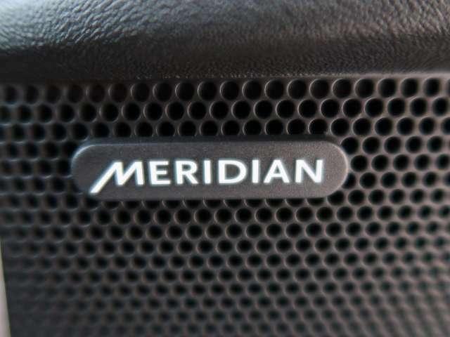 ◆MERIDIANサウンドシステム『コンサートのような臨場感溢れる音響空間を実現します。MERIDIANは英国のプレミアムオーディオブランドです。どうぞ店頭にてご体感ください。』