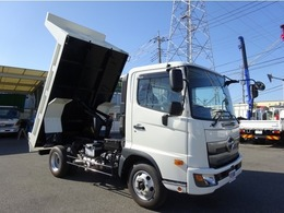 日野自動車 レンジャー 4トンダンプ 極東開発 3650kg積載 標準幅 ベッドレス