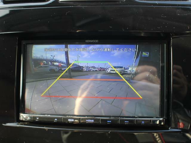バックカメラ付きですので駐車に自信がない方でも安心して駐車することが可能となります!