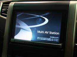 ●純正SDナビゲーション装備でございます♪使いやすいと評判の大人気ナビゲーション☆走行中のTV視聴やナビゲーションの操作も、是非お気軽にご相談くださいませ♪