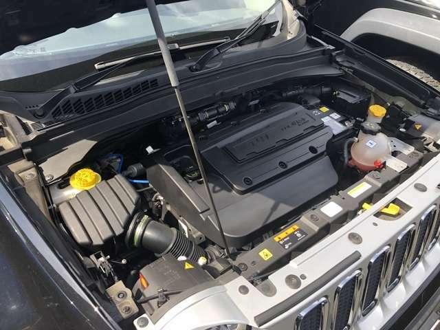 1.4Lのエンジンは軽快に走行してくれる気持ちのいいエンジンです!