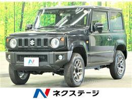 スズキ ジムニー 660 XC 4WD 届出済未使用車 5速MT車 ターボ車 衝突軽減