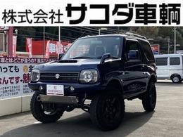スズキ ジムニー 660 XC 4WD 社外マフラ リフトアップ ETC