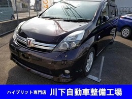 トヨタ アイシス 1.8 プラタナ 純正ナビ・ETC・フリップダウンモニター