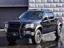 フォード エクスプローラースポーツトラック XLT 4WD ディーラー車 4WD 社外グリルガード