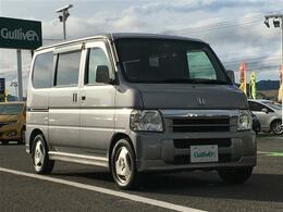 ホンダ バモス 660 L ターボ 社外ナビ/TV/両側スライドドア/社外レーダ