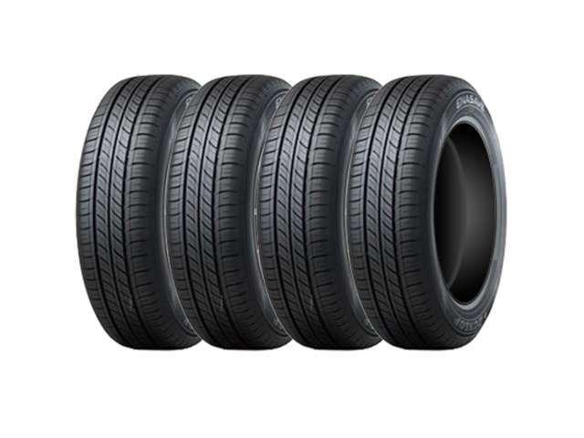Bプラン画像:安心して快適走行をする為に、新品タイヤに交換しませんか?交換させていただくタイヤ銘柄は、全て国産ブランドです。ホイールバランスの調整や組替工賃等の料金も費用に含まれております。是非、ご検討ください。