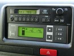 デンソー冷凍機(CGA319)が装備されています。設定温度範囲は、「-7℃~35℃」です。入庫時の動作確認では、最低温度が「-7.5℃」まで表示されました。使用温度域の目安は、「-5℃~20℃」です。
