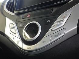 フルオートエアコン装備。車内の温度を快適に保ちます