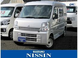 三菱 ミニキャブバン 660 M ハイルーフ 5AMT車 4WD /保証付販売車