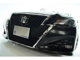 トヨタ クラウンアスリート ハイブリッド 2.5 S 新品19アルミ新品タイヤ新品車高調