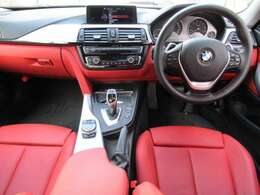 ●【お車の内装について1】シンプルで上質なインテリアです!視認性もよく、コックピット周りには便利な機能が満載です!