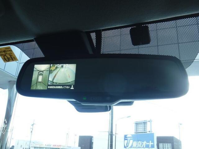 ◇アラウンドビューモニター 狭い場所での駐車でも周囲が映像で確認できます。