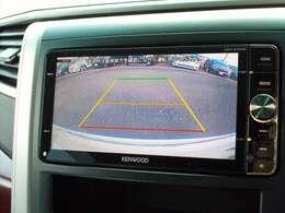 ☆バックカメラ☆ バック駐車が苦手な方もこれがあれば運転上手に変身です♪