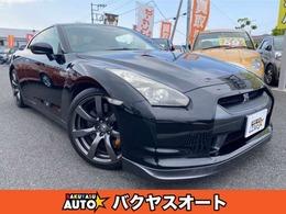 日産 GT-R 3.8 プレミアムエディション 4WD パドルシフト インテリキー パワーシート