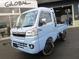 ダイハツ ハイゼットトラック 660 ジャンボ 3方開 4WD GLOBALアゲトラ