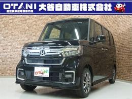 ホンダ N-BOX カスタム 660 L 新品ナビ 軽自動車 衝突軽減装置付