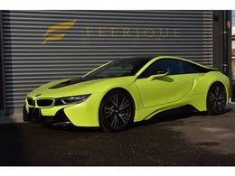 BMW i8 ベースモデル フルラッピング 左ハンドル 4WD 20AW