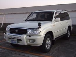 トヨタ ランドクルーザー100 4.7 VXリミテッド Gセレクション 4WD ナビ/ETC/サンルーフ
