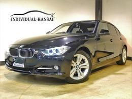 BMW 3シリーズ 320i スポーツ 禁煙/HDDナビ/Bカメラ/キセノン/記録簿7枚