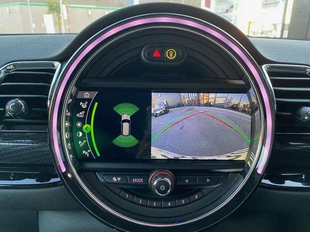 リア・ビュー・カメラで駐車や後方確認の際、ドライバー様の助けになってくれます。バックする時に大切なお車も安心ですね!!